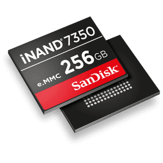 iNAND 7350