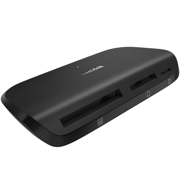 Кардридер ImageMate<sup>®</sup> Pro USB 3.1