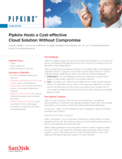 Pipkins Hosts a Cost-effective Cloud Solution Without Compromise